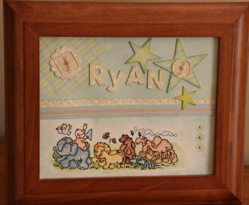 Noah's Arc Frame