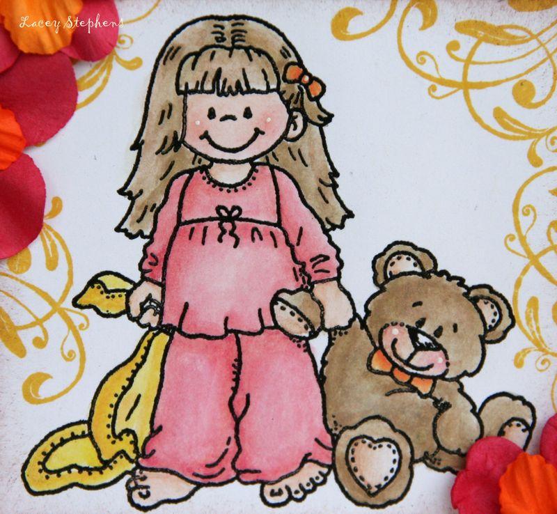 Crissy's Bear Sketch 2