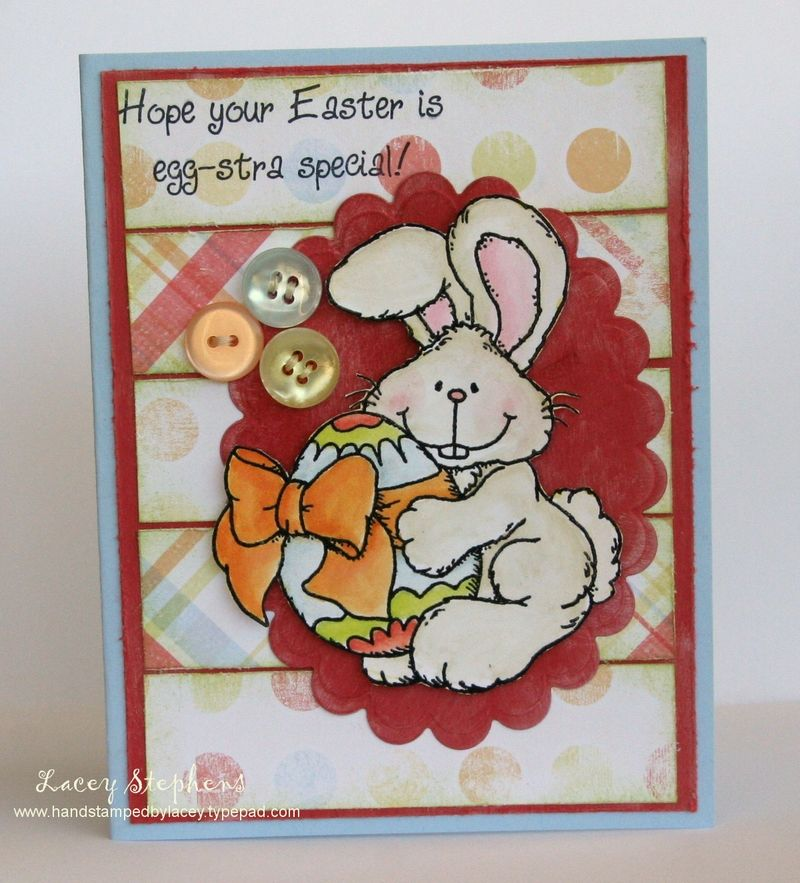 Button Easter_Lacey