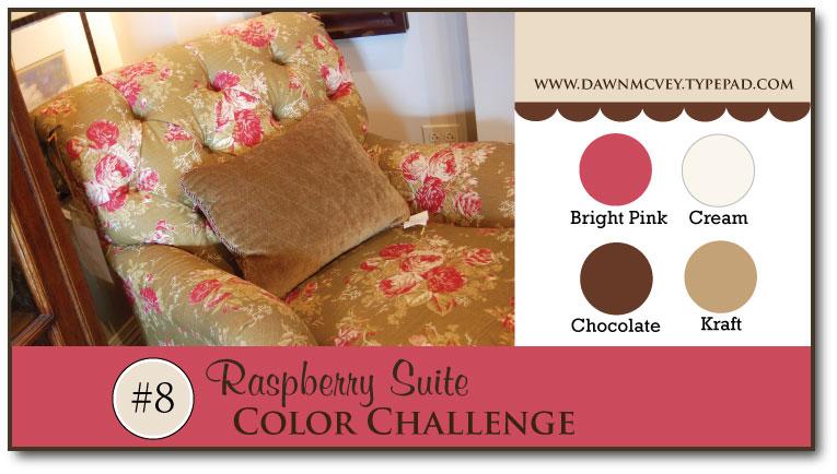 Rasperberry Suite #8
