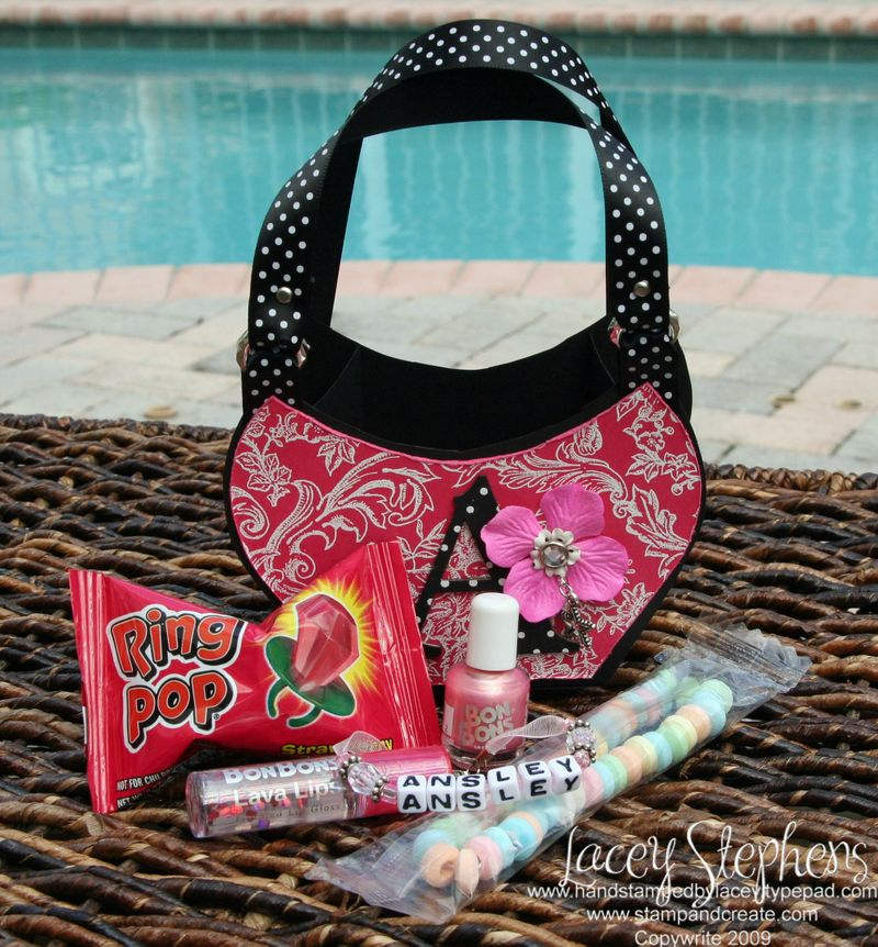 Purse Party Favors 6