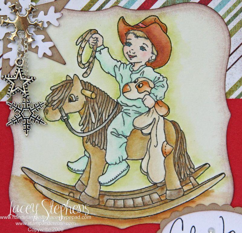 Ride em Ryan Christmas 2