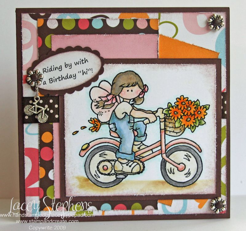 Riding by Birthday 1