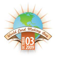 World Card Making Day Buton
