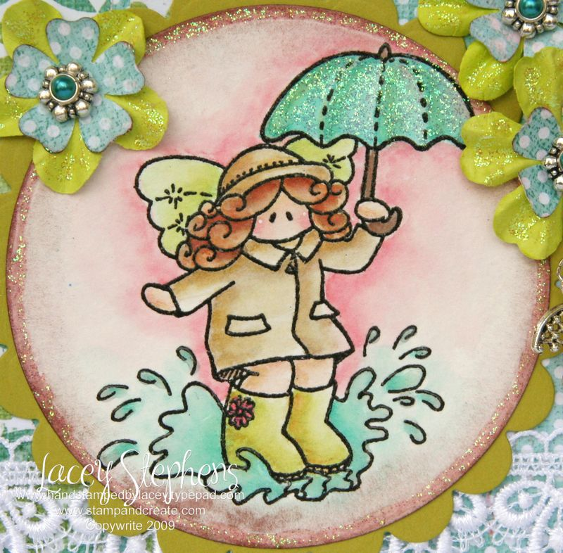 Recycled Mary Angel 2