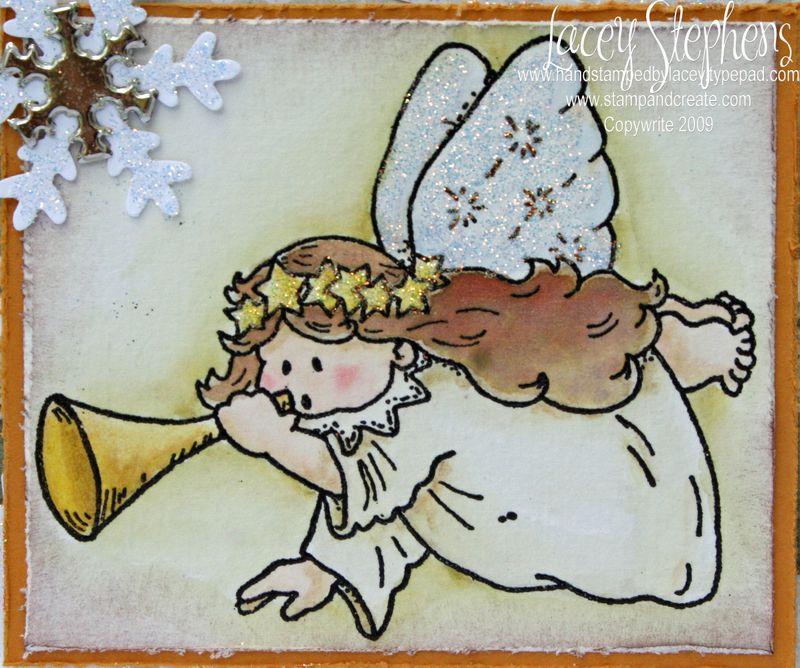 Snowflake Angel 1