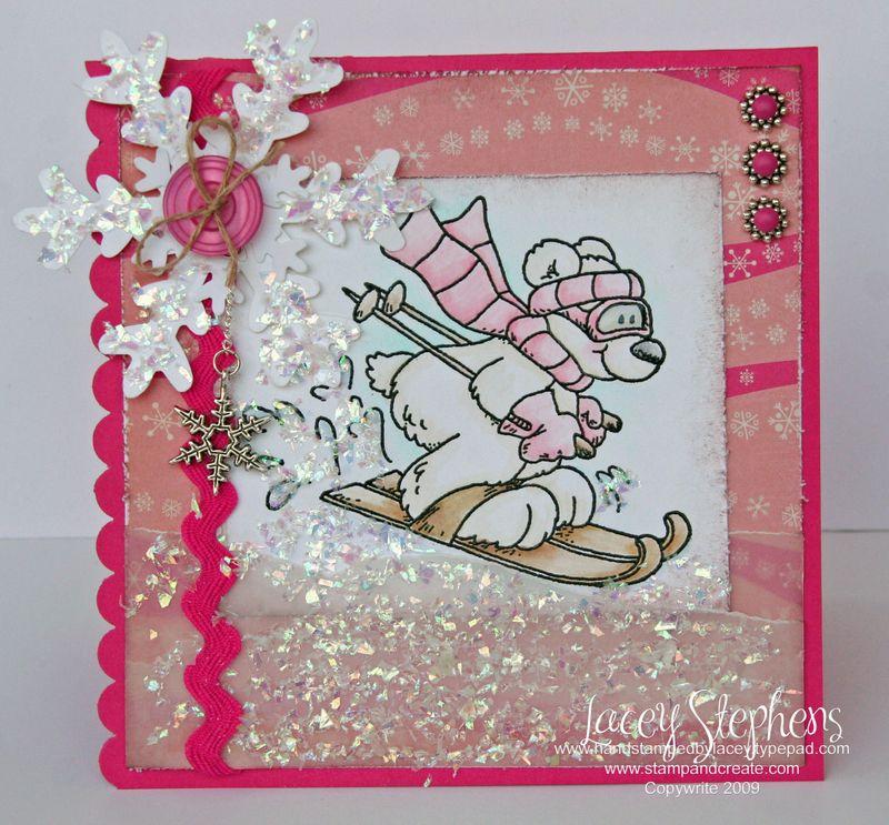 Bearly Pink 1