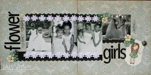Flower Girls_Monochromatic_Lacey1