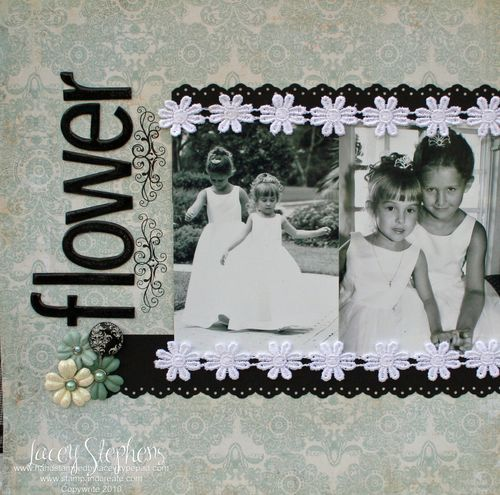 Flower Girls_Monochromatic_Lacey2
