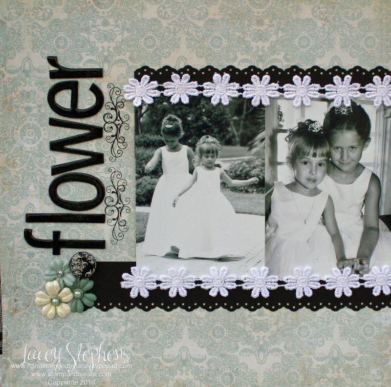 Flower Girls_Monochromatic_Lacey2