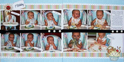1st Birthday_SSS Texture_Lacey 1
