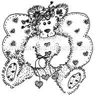 Angel Wings Bear