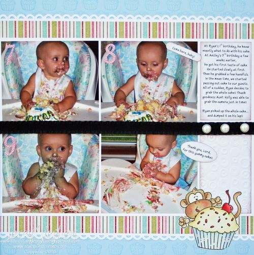 1st Birthday_SSS Texture_Lacey 5