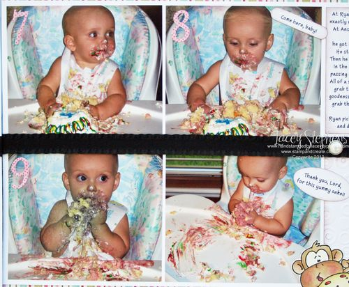1st Birthday_SSS Texture_Lacey 6