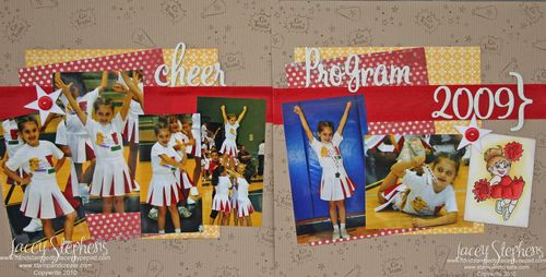 Cheer Program_Ribbon_Lacey 2