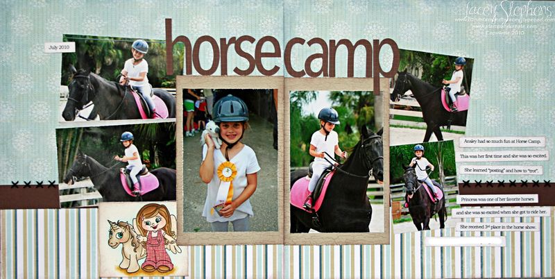 Horse Camp_Piecing_Lacey 2