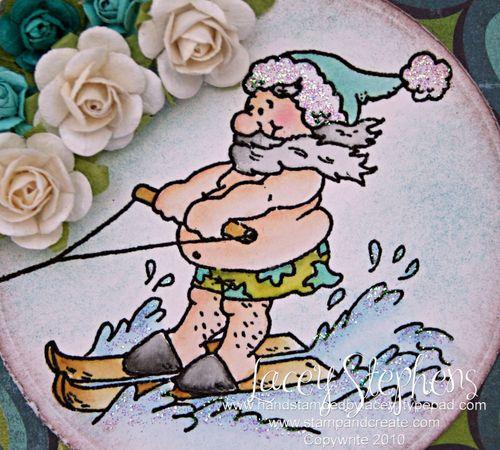 Skiing Santa_S_Lacey 3