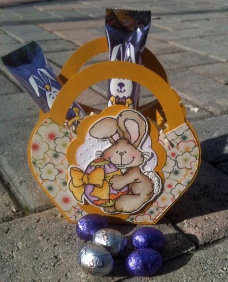 Bunny purse 2
