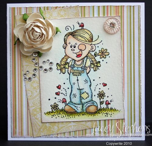 Girl with Overalls_Lacey_Hop 2