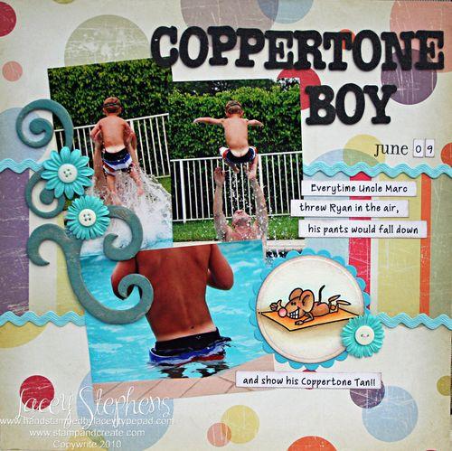 Coopertone Boy_Paint_Lacey 2