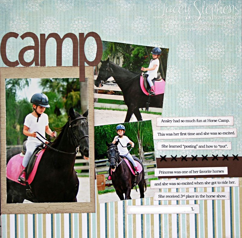 Horse Camp_Piecing_Lacey 4