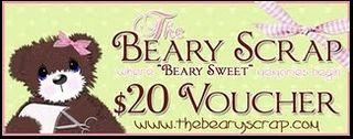 Beary Scrap
