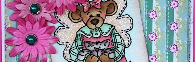 Angel Bear Kitty 1