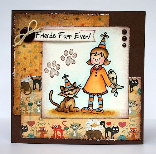 Friends Furr Ever 1