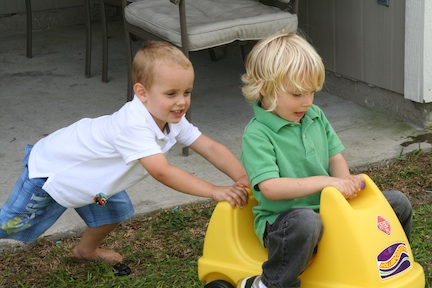 Ryan and Luke 2