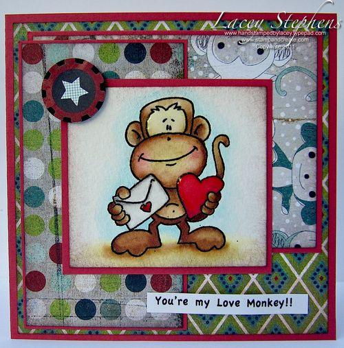 My Love Monkey