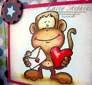 My Love Monkey 3