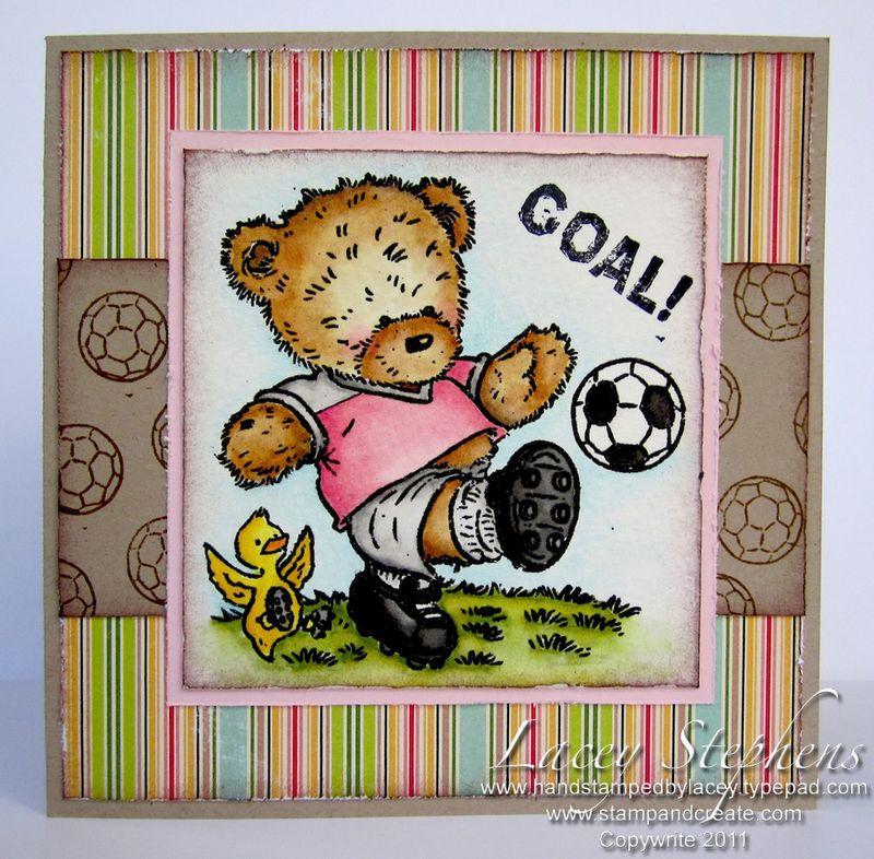 Popcorn Soccer 1