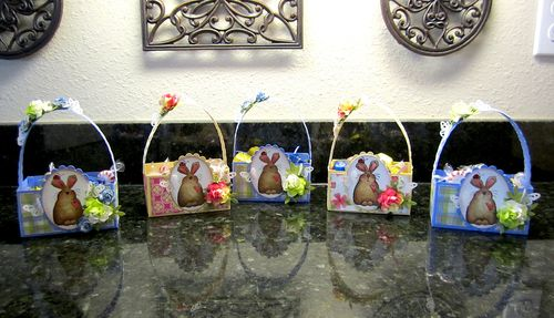 Bunny Baskets 4