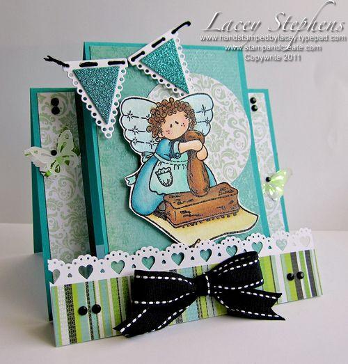 Stamping Angel 2