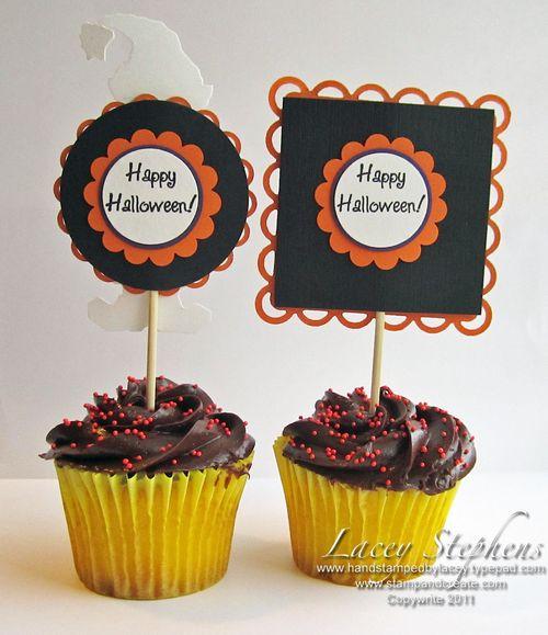 Cupcake Topper 8
