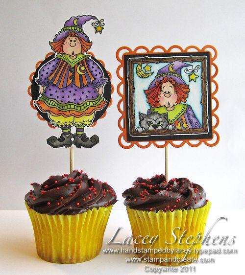 Cupcake Topper 1