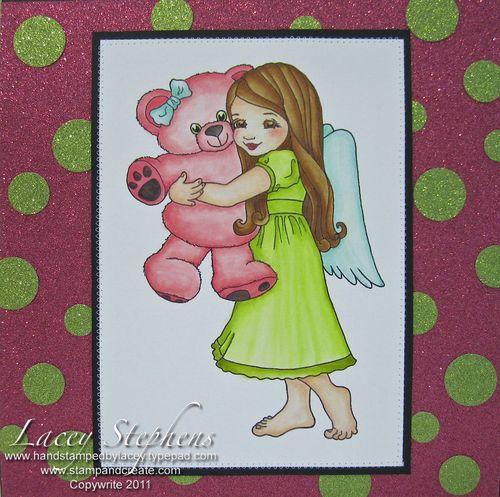 Bear Hug Hanging 1