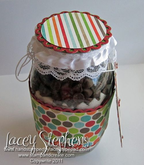Cookies in a jar 5