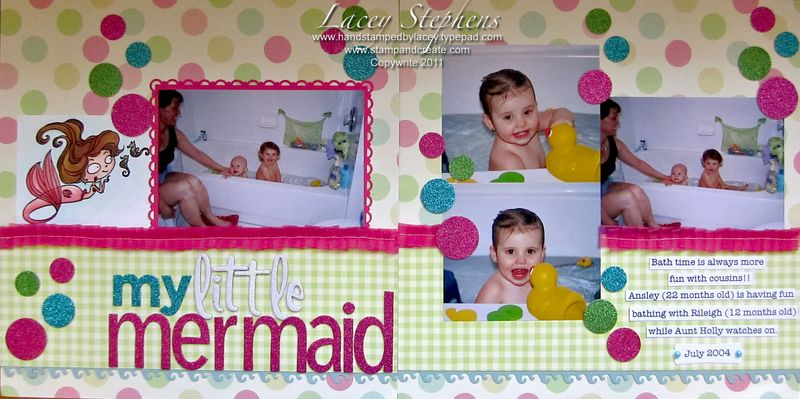 My Little Mermaid 1