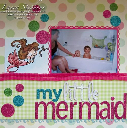 My Little mermaid 2