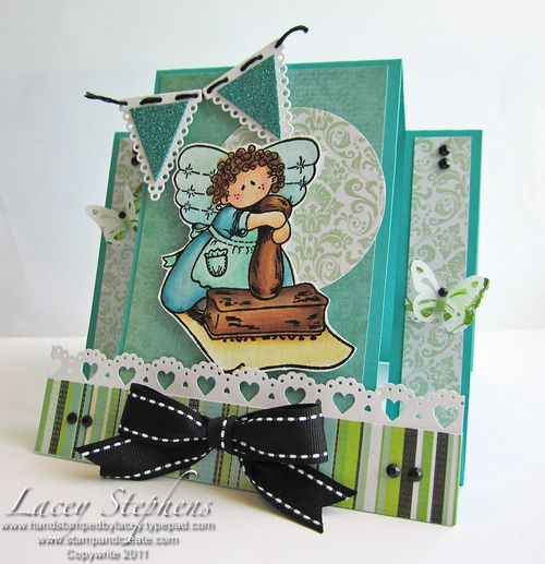 Stamping Angel 3