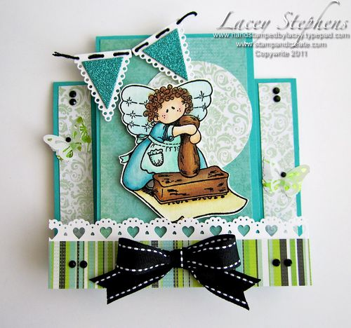 Stamping Angel 4