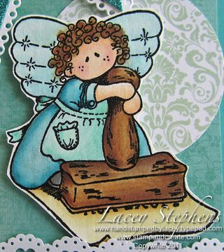 Stamping Angel 5