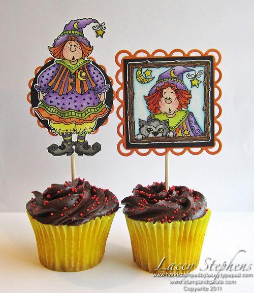 Cupcake Topper 1a