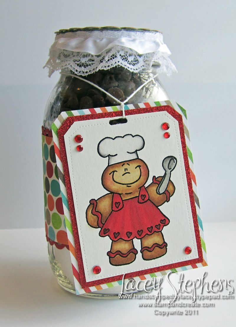 Cookie in a Jar 1