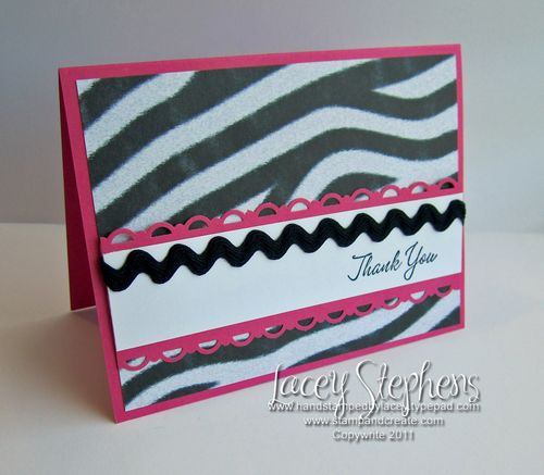 Zebra Thank You 1