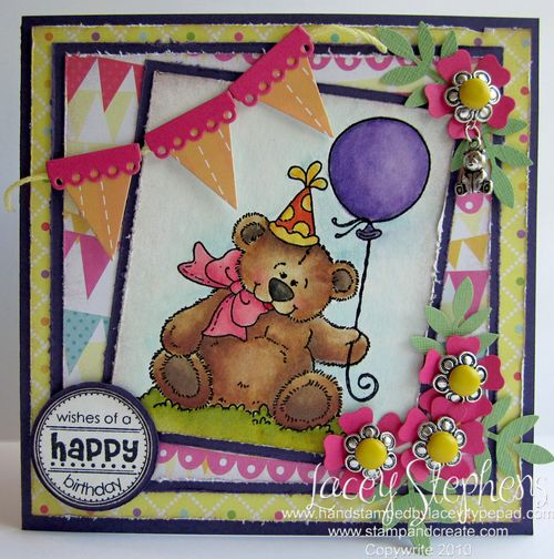 Birthday Bear_Charms