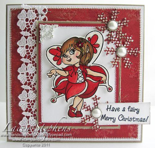 Fairy Christmas 1