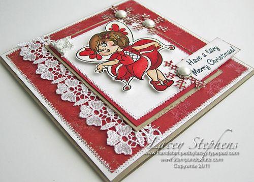 Fairy Christmas 2