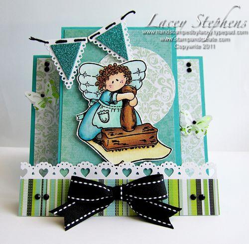 Stamping Angel 1